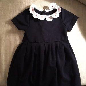 Jacadi apple trim dress